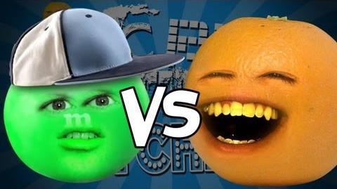 Annoying Orange: Epic Rap Battles of Kitchenry