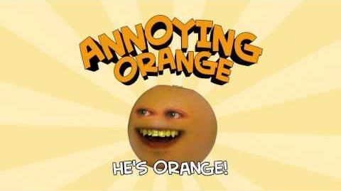 Annoying Orange Orange Theme Song