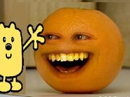 Annoying Orange Meets Wow Wow Wubbzy
