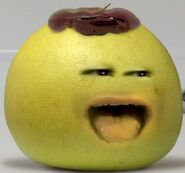 Grapefruit As Midget Apple