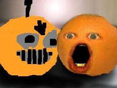 Annoying Orange Mecha Orange