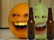 Orange and Pear Drunk