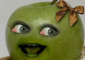 AO Girl Green Apple