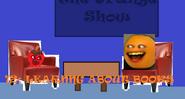 Annoying Orange ''The Orange Show'' Picture