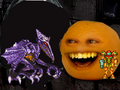 Annoying Orange Metroid