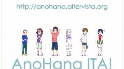 AnoHana Ending - Dear Love