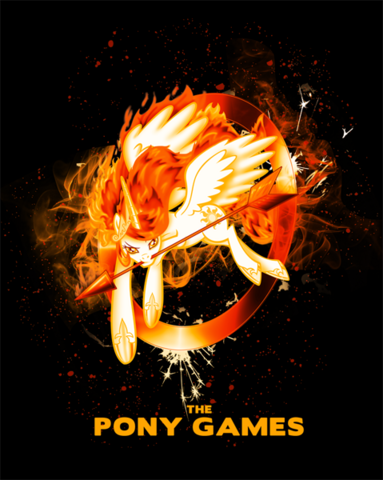 File:The pony games by hezaa-d4pvbkl.png