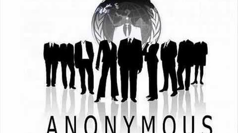 Anonymous is really CIA False Flag Operation