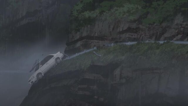 File:Ayano's car fall from cliff.JPG