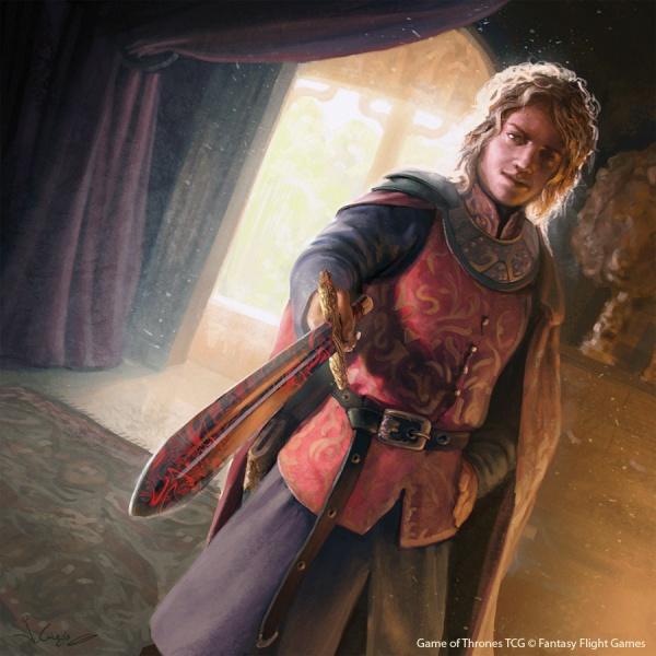 Joffrey Tod Folge