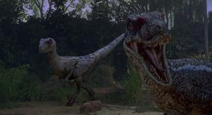 Velociraptor Jurassic Park 3