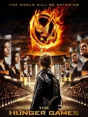 Hunger games new poster a p
