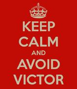 Keep Calm Victor