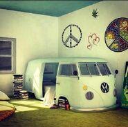 70's Bedroom 2