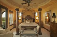 Mediterranean Bedroom 9