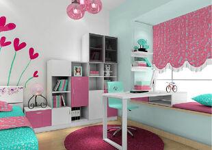 Teen Girl Bedroom 3