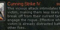 Cunning Strike IV