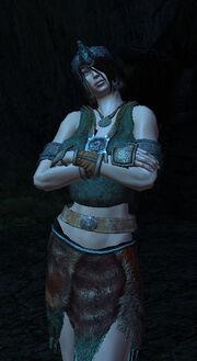 Vanir Acolyte Armor Set 2 (female)