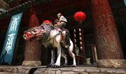 Wolf mount1
