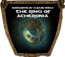 Ring of Acheronia