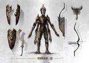 Scorpion Archer Concept 04
