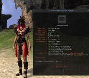 Cultural armor acheronian