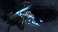 Rin kills Gale