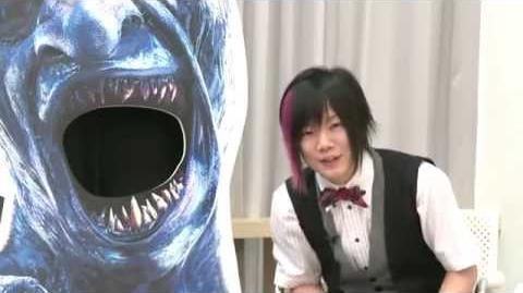 Iriyama Anna Aooni Special Program in Niconico Live 2014 07 06