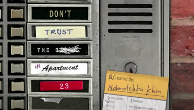 File:Don't Trust the B---- in Apartment 23 Intro Title.png