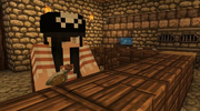 Minecraft Isle Episode 4, The Boys Screenshot