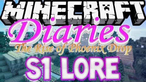 Minecraft Diaries Season 1 ALL MAIN LORE!