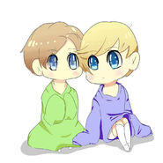 Chibi laurence and garroth by fisshfacce480-d9e4hcx