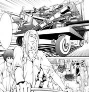 15 Yoshioka brings guns