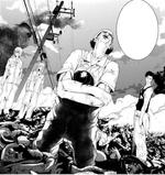 26 Hanabata holds Kasahara's head