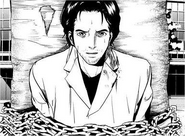 28 Dr Sakagami in chains
