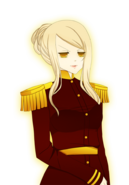 Sadie Military Possessed