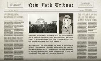 Felix New York After Turkey Newspaper