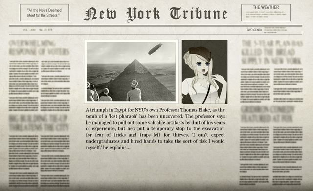 File:Roland Egyptian Adventure Newspaper.png