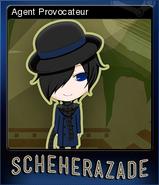 Agent Provocateur Reg Card