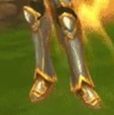 Silvered Talon Boots