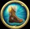 Boots Icon Button Closed Beta