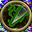 Poison Strike Skill Button