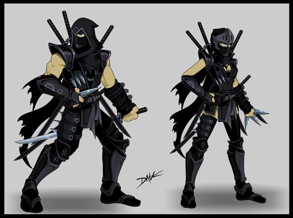 Shinobi Original Concept