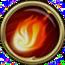 Fireball Skill Button