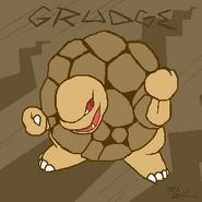 Mascot of Grudge