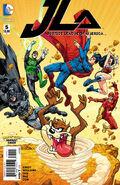 Justice League of America Vol 4-5 Cover-2