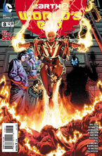 Earth 2 World's End Vol 1-8 Cover-1