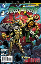 Aquaman Vol 7 Annual-1 Cover-1