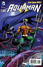 Aquaman Vol 7-33 Cover-2