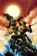 Aquaman and the Others Vol 1-10 Cover-1 Teaser